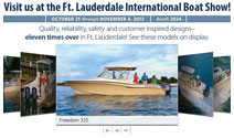 Boat Show Invitation